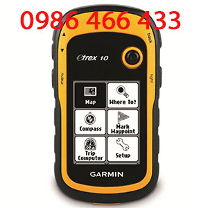 Máy định vị GPS cầm tay Garmin Etrex 10