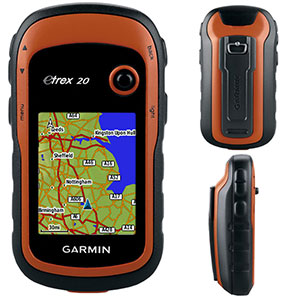 Máy định vị GPS cầm tay Garmin Etrex 20