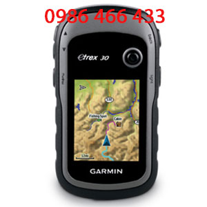 Máy định vị GPS cầm tay Garmin Etrex 30