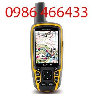Máy định vị GPS cầm tay Garmin GPSMAP 62