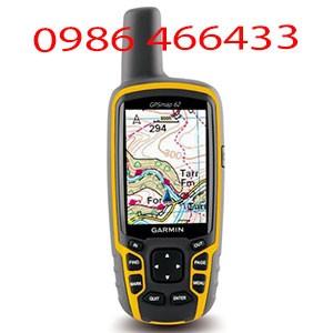 Máy định vị GPS cầm tay Garmin GPSMAP 62S