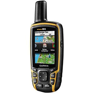 máy định vị GPS cầm tay Garmin GPSMAP 64