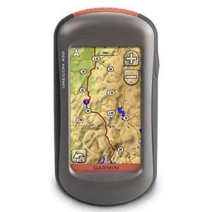 Máy định vị GPS cầm tay Garmin Oregon 300